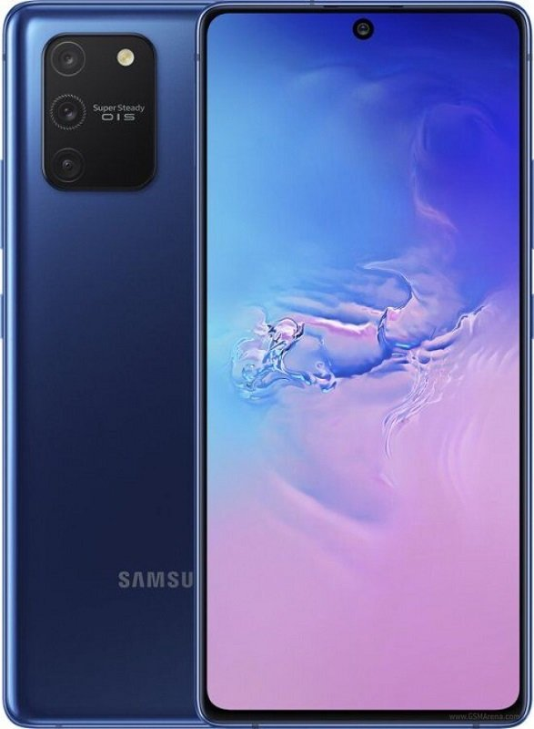Samsung Galaxy S10 Lite 6/128GB (Синий)