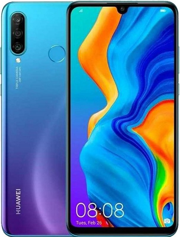 Huawei P30 Lite New Edition 6/256GB (Бирюзовый)