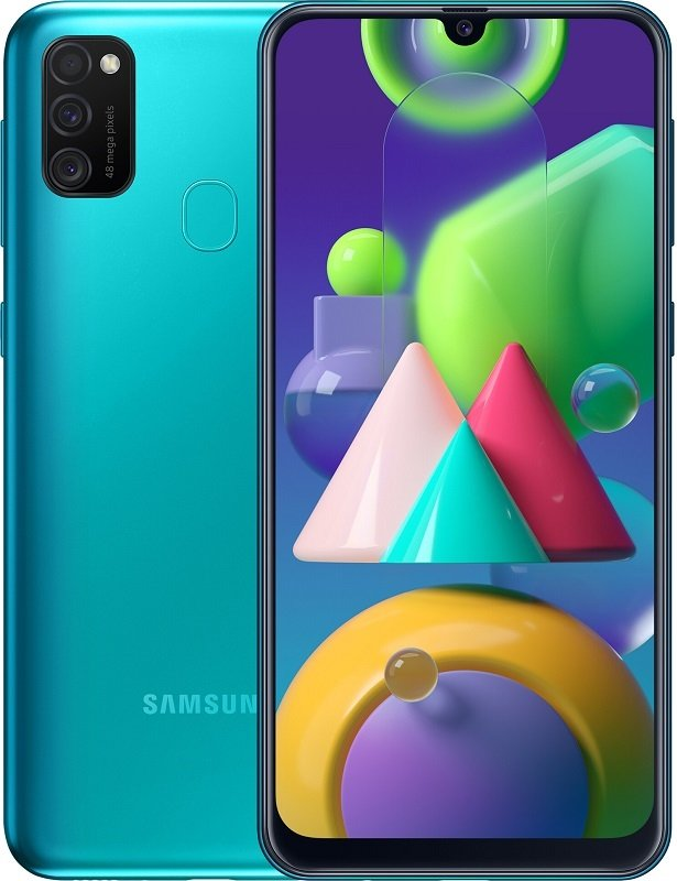 Samsung Galaxy M21 4/64GB (Зеленый)