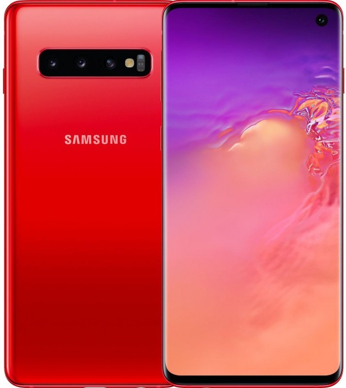 Samsung Galaxy S10 8GB+128GB (Гранат)