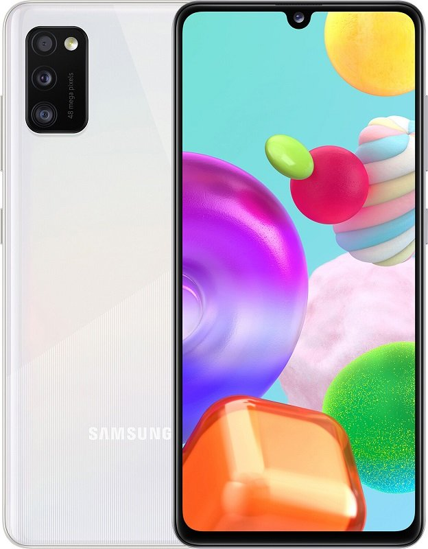 Samsung Galaxy A41 4/64GB (Белый)