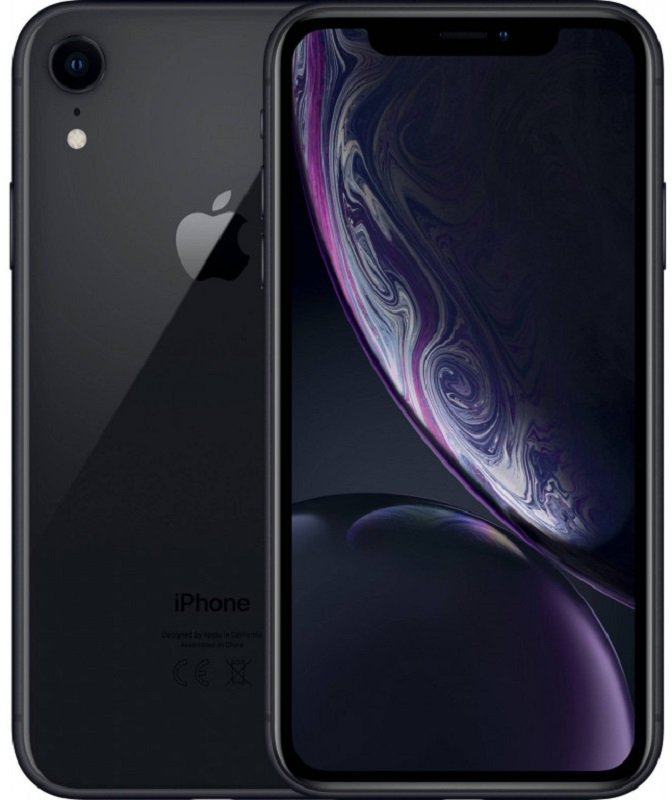 Apple iPhone XR 64GB (Черный) (РСТ)