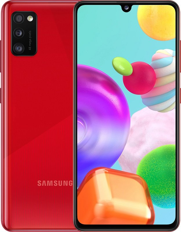 Samsung Galaxy A41 4/64GB (Красный)