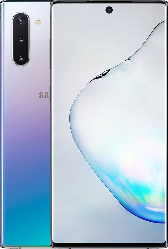 Samsung Galaxy Note 10 8GB+256GB (Серебристый)