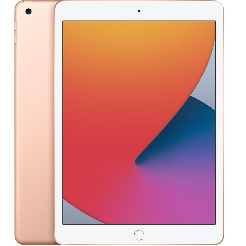 Apple iPad (2020) 128GB Wi-Fi (Золотой)