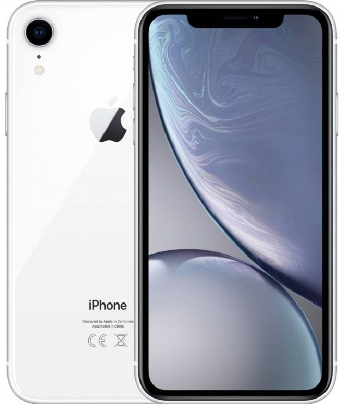 Apple iPhone XR 64GB (Белый) (РСТ)