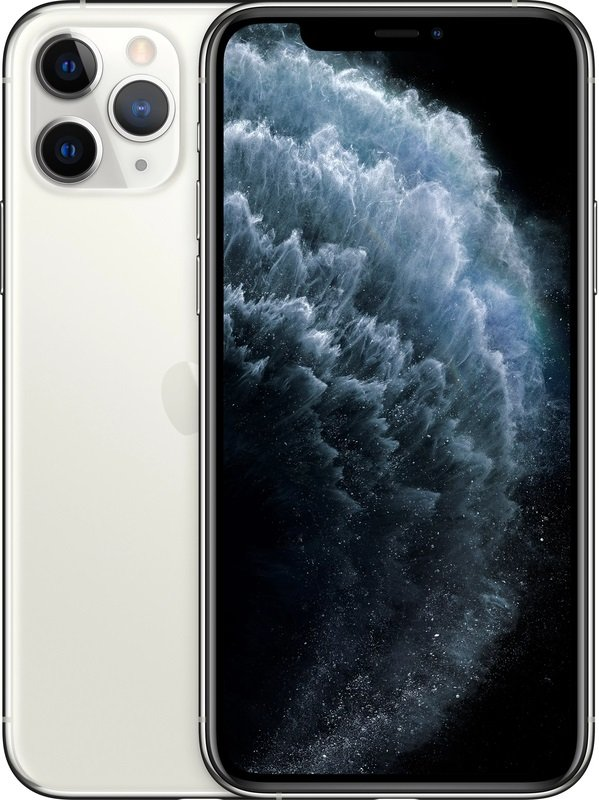 Apple iPhone 11 Pro 256GB (Серебристый) (РСТ)
