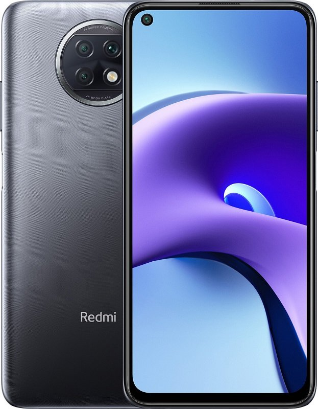 Xiaomi Redmi Note 9T 4/128GB (Черный)