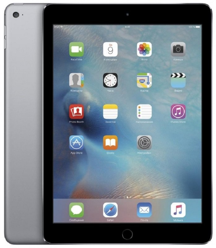 Apple iPad 2018 128GB WiFi+Cellular (Серый)