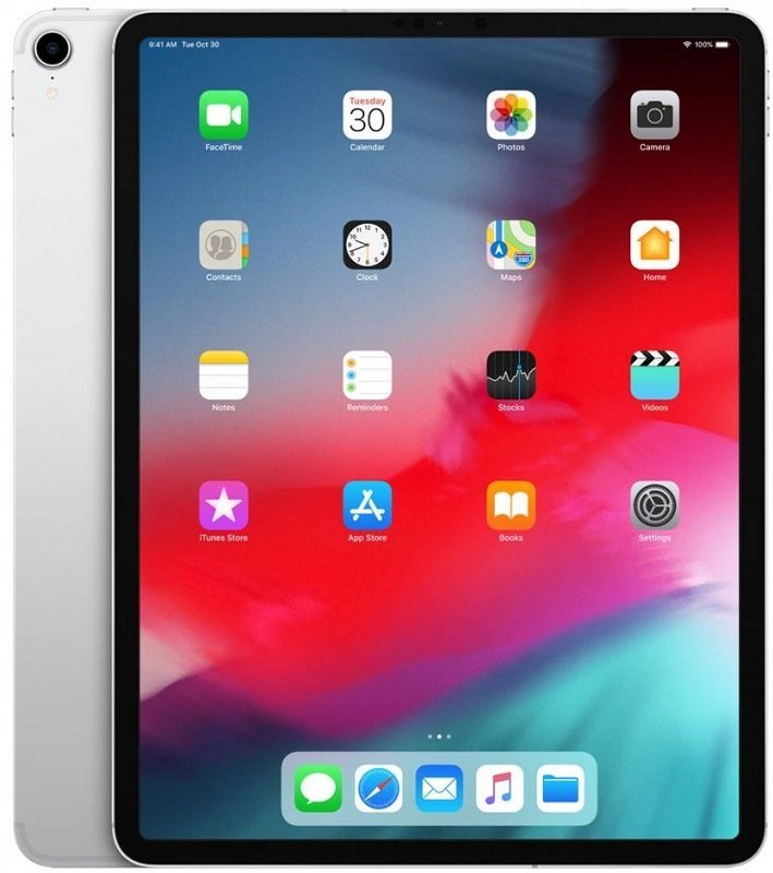 "Apple iPad Pro 12,9"" 2018 64GB WiFi (Серебристый)"