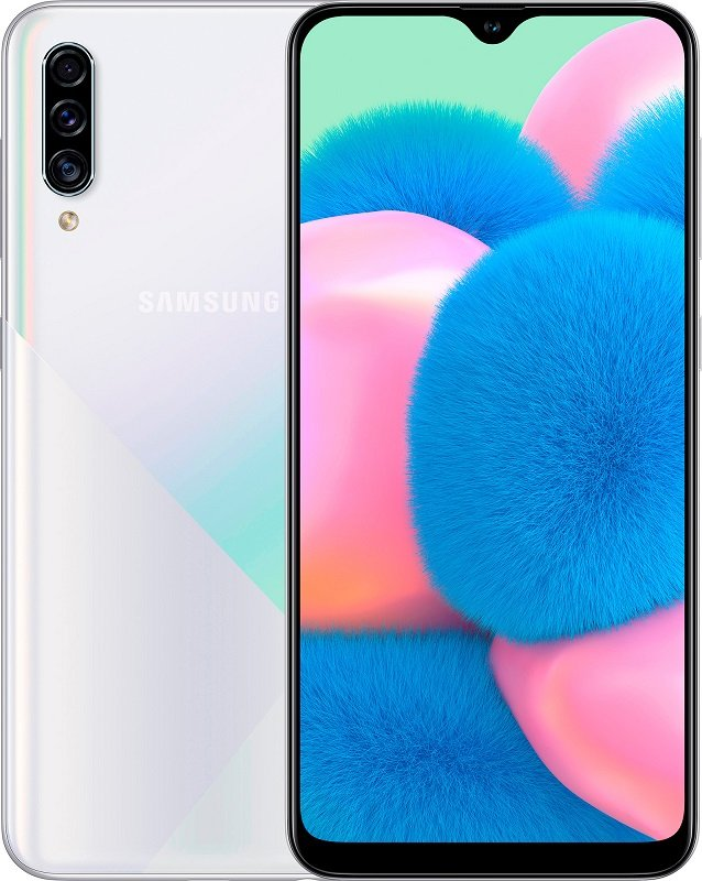 Samsung Galaxy A30s 3GB+32GB (Белый)
