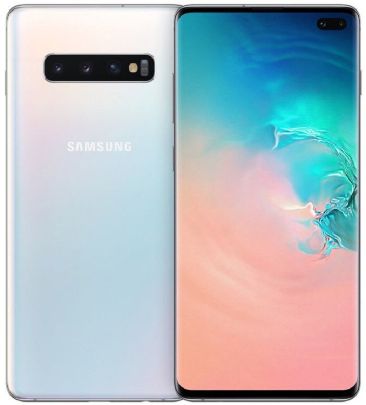 Samsung Galaxy S10 Plus 8/128GB (Перламутр)