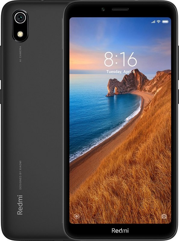 Xiaomi Redmi 7A 2/32GB (Черный)
