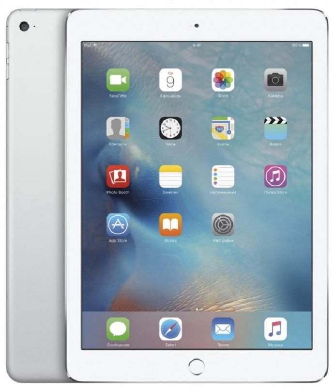 Apple iPad 2018 128GB WiFi (Серебристый)