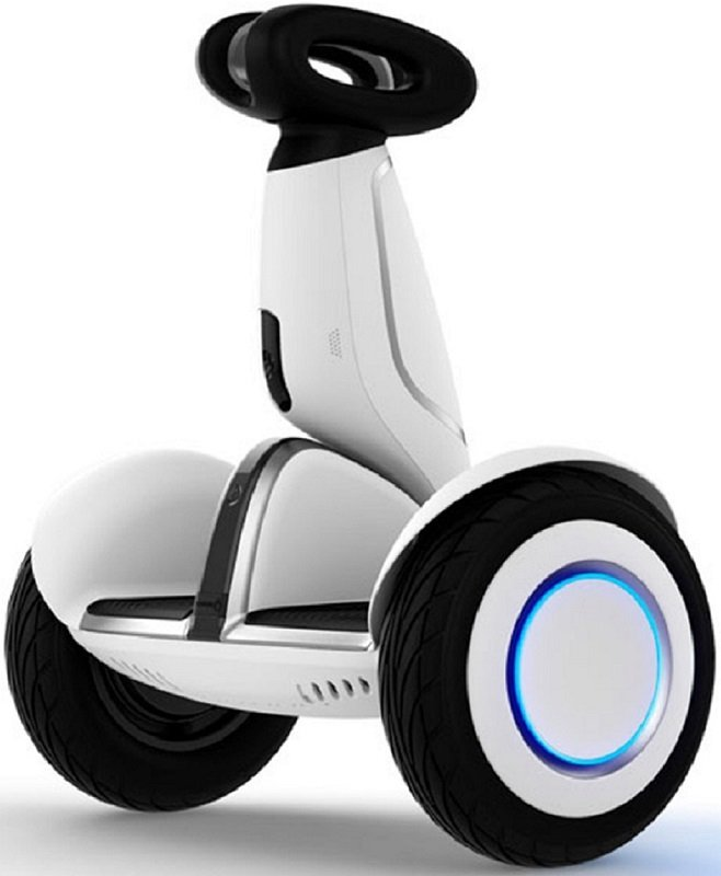 Гироскутер Segway Xiaomi Ninebot Mini Plus (Белый)